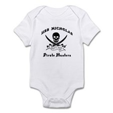Pirates Infant Bodysuit