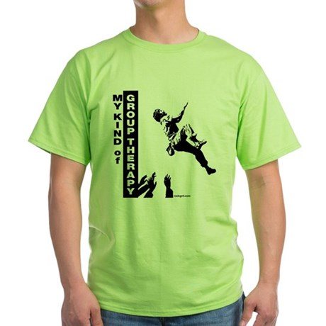 Group Therapy Green T-Shirt