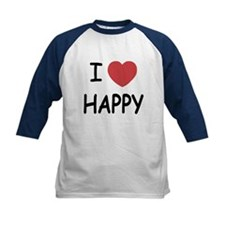 I heart happy Tee