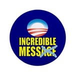 """Incredible Mess 3.5"""" Button (100 pack)"""