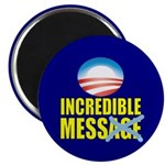 """Incredible Mess 2.25"""" Magnet (10 pack)"""