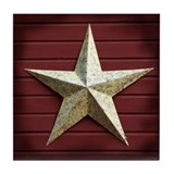 Star Americana Tile Coaster
