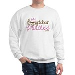 The Outdoor Princess Sweatshirt