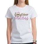 The Outdoor Princess Women's T-Shirt