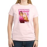 Rosie the Riveter Breast Canc T-Shirt