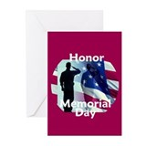 Memorial Day Greeting Cards (Pk of 20)