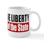 All Who Love Liberty Mug