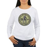 Butts County SWAT Women's Long Sleeve T-Shirt