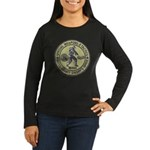 Butts County SWAT Women's Long Sleeve Dark T-Shirt