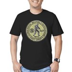 Butts County SWAT Men's Fitted T-Shirt (dark)