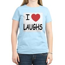 I heart laughs T-Shirt