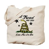 Don't Tread On Me 4 Tote Bag