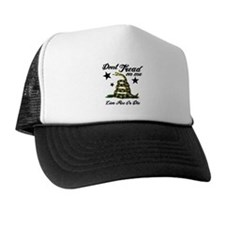 Don't Tread On Me 4 Trucker Hat