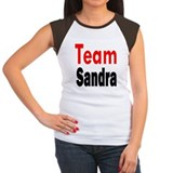 Team Sandra Cap Sleeve T-Shirt