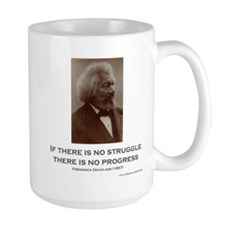 Struggle and Progress Mug