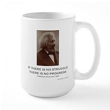 Struggle and Progress Mug