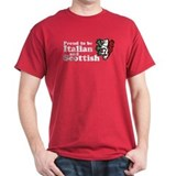 Scottish and Italian T-Shirt