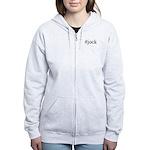#jock Women's Zip Hoodie