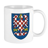 Moravia Coat of Arms Mug