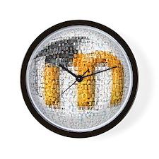 Moosaic Ball Wall Clock