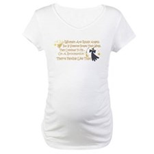 Women Are Like Angels Shirt