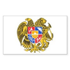 Armenia Coat of Arms Decal