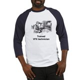 Trained VFX Technician Baseball Jersey