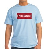 Entrance / Exit - 2-sided T-Shirt