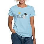 Just Be Friends Women's Light T-Shirt