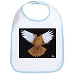 Domestic Flight Pigeon Bib