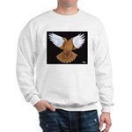 Domestic Flight Pigeon Sweatshirt