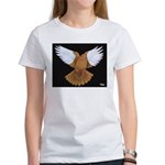 Domestic Flight Pigeon Women's T-Shirt