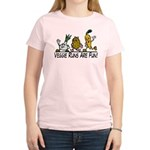 Veggie Runs Women's Light T-Shirt