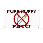 Puff Puff Pass Banner