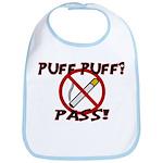 Puff Puff Pass Bib