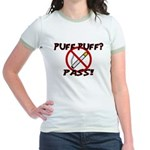 Puff Puff Pass Jr. Ringer T-Shirt