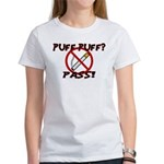 Puff Puff Pass Women's T-Shirt