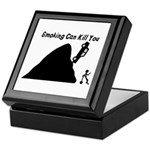 Smoking Can Kill You Keepsake Box