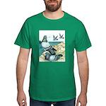 Rock Doves Black T-Shirt