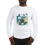 Rock Doves Long Sleeve T-Shirt