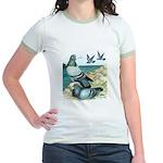 Rock Doves Jr. Ringer T-Shirt