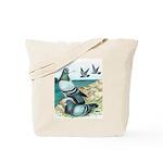 Rock Doves Tote Bag