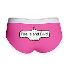 Fire Island Blvd. Women's Boy Brief