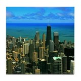 Chicago Tile Coaster