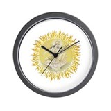 Cool Saraswati Wall Clock
