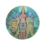 Durga 3.5&quot; Button