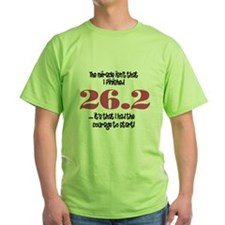 26.2 Courage to Start T-Shirt