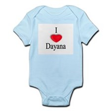 Dayana Infant Creeper