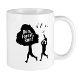 Run Forest Run | Coffee Mug