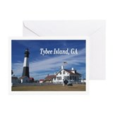 Tybee Island Greeting Cards (Pk of 20)